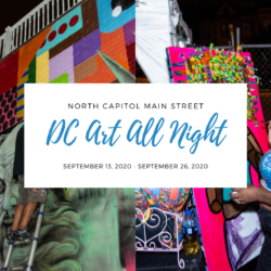 2020 DC Art All Night North Capitol