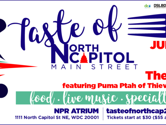 June 6: Taste of North Cap